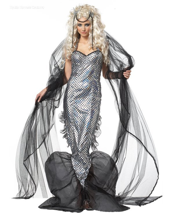 Mystic Mermaid Dress costume